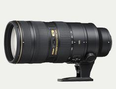 Nikon | Imaging Products | AF-S NIKKOR 70-200mm f/2.8G ED VR II (2.9x)