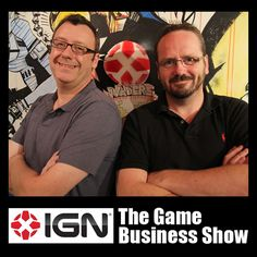 Gary Whitta & Colin Campbell on the business side of gaming.