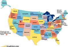 U.S. stereotypes