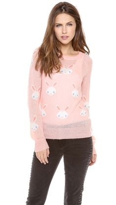 Snow Bunny Sweater