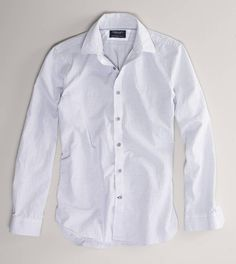 AE Slim Fit Button-Down