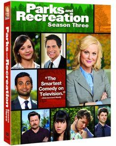 Parks & Recreation: Season 3 DVD ~ Amy Poehler, http://www.amazon.com/dp/B003L77GE2/ref=cm_sw_r_pi_dp_QB9Qqb04JA3VP- $11.99