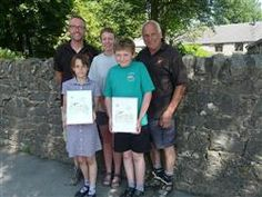 A RURAL skill has received a boost from village schoolchildren.