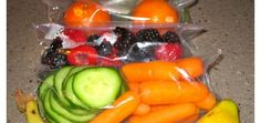 Do-it-yourself 100 calories snack packs