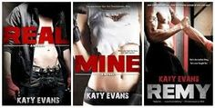 Real Series by Katy Evans - beats Fifty Shades of Grey any day!