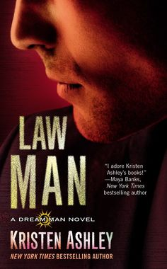 "New Cover ""Law Man"" by Kristen Ashley"