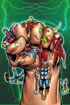 The Avengers, Alan Davis