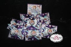 Sofia the First Party Favors!  The perfect favor for your Birthday Guests!