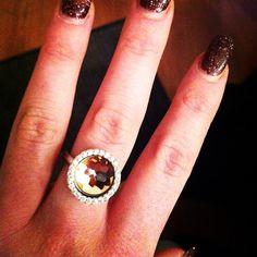Nieuw muntje #mimoneda #ring #diamonds - @ikbenjoyx- #webstagram