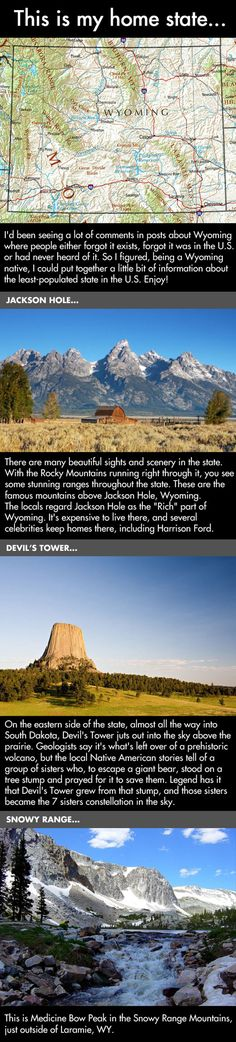 Ever wonder what it's like living in the state with the lowest population in the U.S