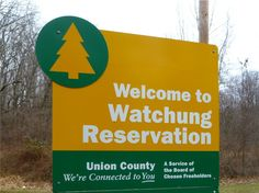 Gone Hikin': Watchung Reservation, Union County, NJ
