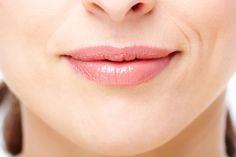 Dry lips
