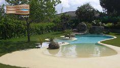 La playa en tu casa pool beach