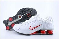 nike+shox+shoes | Nike Shox R4 Men Shoes-002