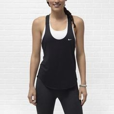 Nike women's loose elastika tank