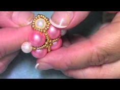 Pulsera De Lujo Con Perlas