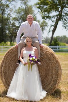 I know how much you would love a country wedding....