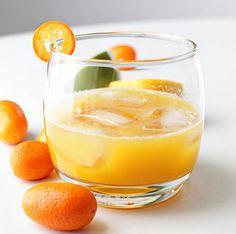 Kumquat Sour #cocktails #liquor