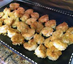 Whole 30 coconut shrimp