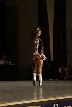Niamh Taylor - World Irish Dance Championships 2013