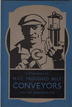 Mavor & Coulson of Glasgow - troughed belt conveyors catalaogue, 1936