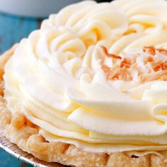 The recipe for this Coconut Whip Cream Pie is so creamy and delicious, they will be asking for a second piece.�. Coconut Whip Cream Pie Recipe from Grandmothers Kitchen.