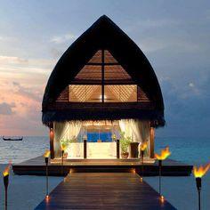 Angsana Velavaru Resort, Maldives » This I could handle!! #PInUpLive