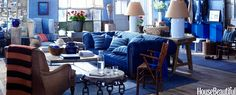 @HouseBeautiful and #RLHome explore the endless possibilities of indigo: #RLPaint