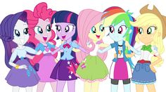 MLP: Equestria Girls Perfect Day for Fun by VaniaEditors.deviantart.com on @DeviantART