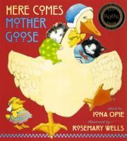 "Presents more than sixty traditional nursery rhymes, including ""Old Mother Hubbard,"" ""I'm a Little Teapot,"" and ""One, Two, Buckle My Shoe,"" accompanied by illustrations of various animals."