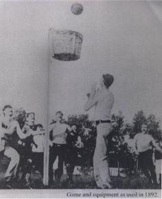 YMCA 1855 Basketball
