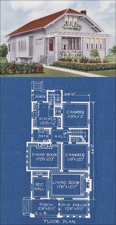 1921 American Homes Beautiful - 11965