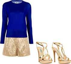 One Night Out, created by nfarr on Polyvore