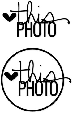 love_this_photo cutting file freebie