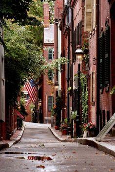 Old Williamsburg, Virginia