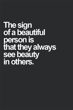 beautiful soul, true beauty, beauti person