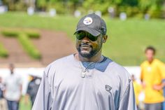 Coach Mike Tomlin is back on the practice fields at Saint Vincent College and ready for the 2014-15 season.