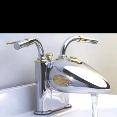 awesome sink #sink #bathroom #auto #cars #inspired #decor #design #nissan #teamnissan #newhampshire