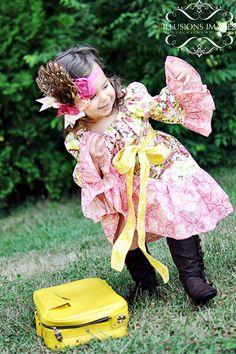 Party Peasant dress