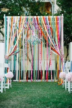 Be Inspired: Colorful Weddings