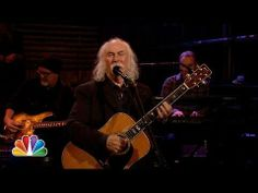David Crosby: Long Time Gone (Late Night with Jimmy Fallon)