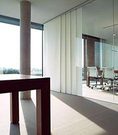 panel system, panel deslizant, panel shade, panel japon
