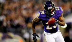 Baltimore Raven Safety Ed Reed breaks NFL record for interception return yards. Congratulations!