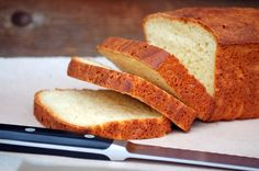 gluten free bread {my fave of 2 I make}