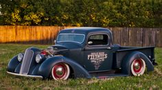 Filthies ~ South of Heaven ~ 1936 Dodge Truck shared by Hank Bowen, photo by Richard Small.
