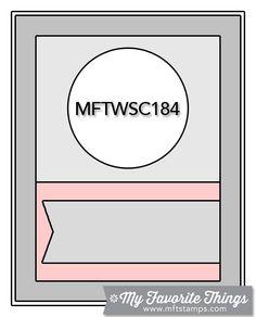 MFT Wednesday Stamp Club Sketch #mftstamps, #sketches card sketch, mft sketch, club sketch, stamp club, wednesday stamp