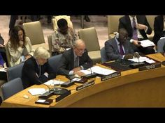 VIDEO REPORT: Protecting children from armed conflict   ---   The United Nations Security Council has adopted a resolution designed to end impunity for those who abuse children during armed conflict.   Read more: http://www.unicef.org/protection/57929_65917.html