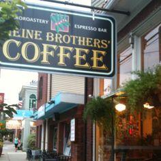Ahh Heine Bros Coffee #Louisville