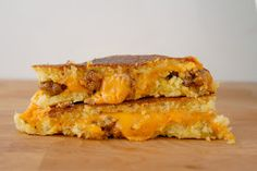 Grilled Cheese Social: The Doff  Oh. My. God.
