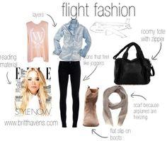 flight fashion